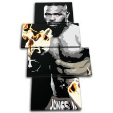 Boxing Roy Jones Jr Sports - 13-1956(00B)-MP04-PO